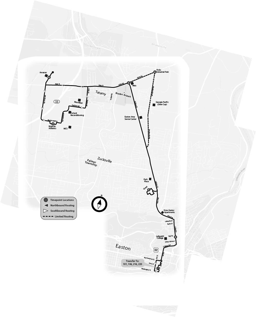 Image Result For New Orleans Bus Route Map