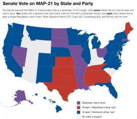 Senate-MAP-21-Vote-Map