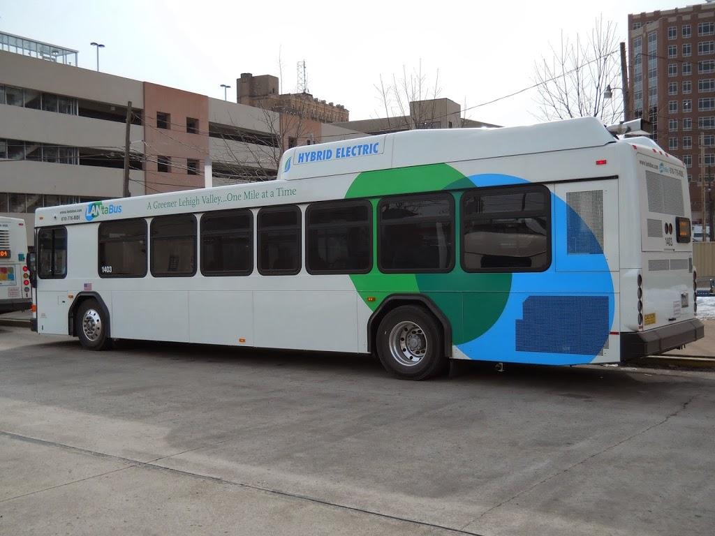 Lanta 83 Buses 9 Of Them New