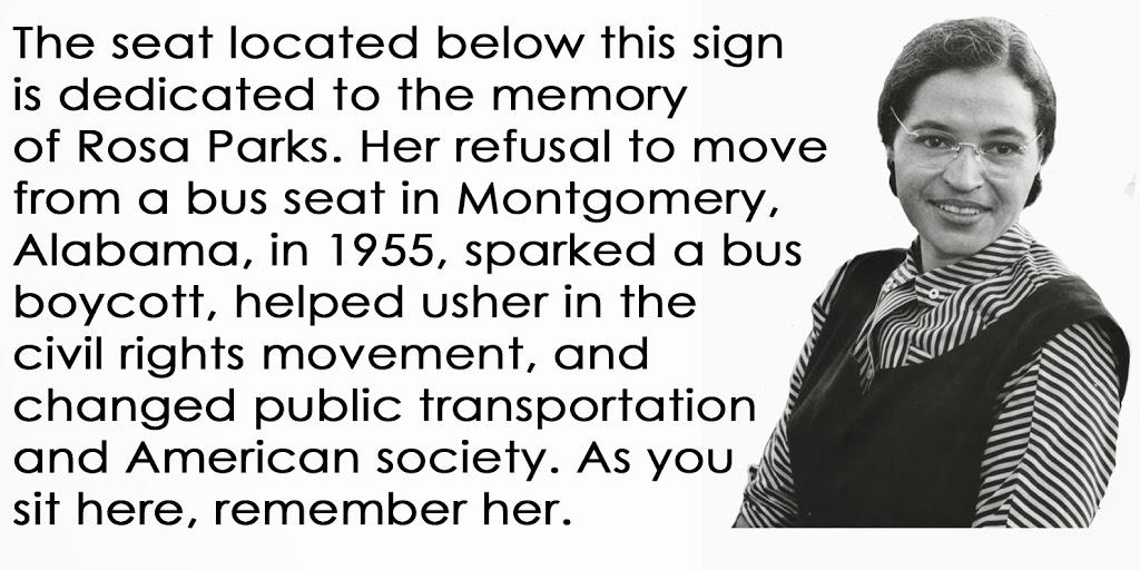 Lanta Rosa Parks Remembered
